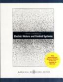 Electric Motors and Control Systems; Frank D. Petruzella ; 2009