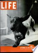 23 sep 1946