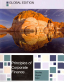 Principles of Corporate Finance - Global Edition with Connect Plus; Richard A. Brealey,Myers,Stewart C. Myer ; 2013
