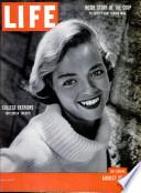 25 aug 1952