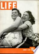 1 aug 1938
