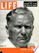 12 sep 1949